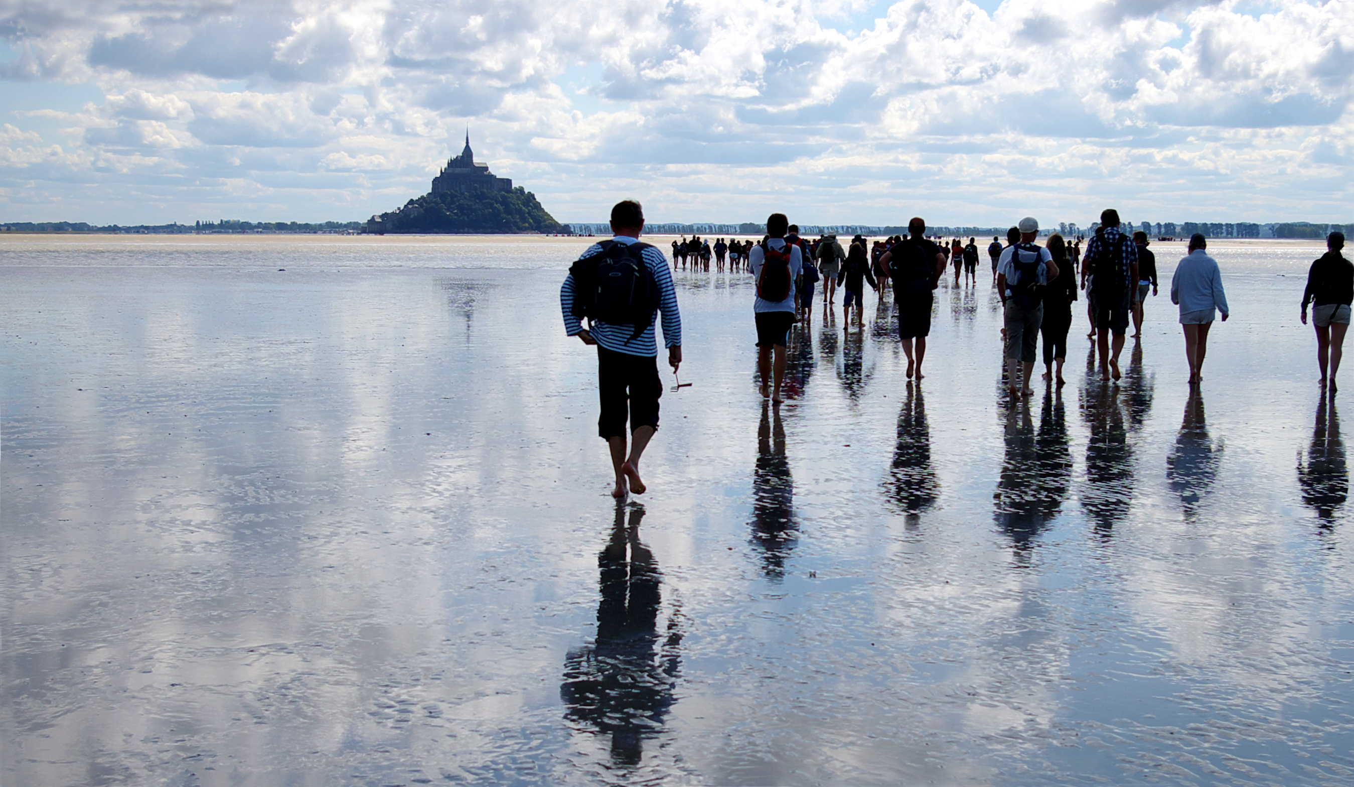 DECOUVERTE de la baie du mont saint michel .jpg