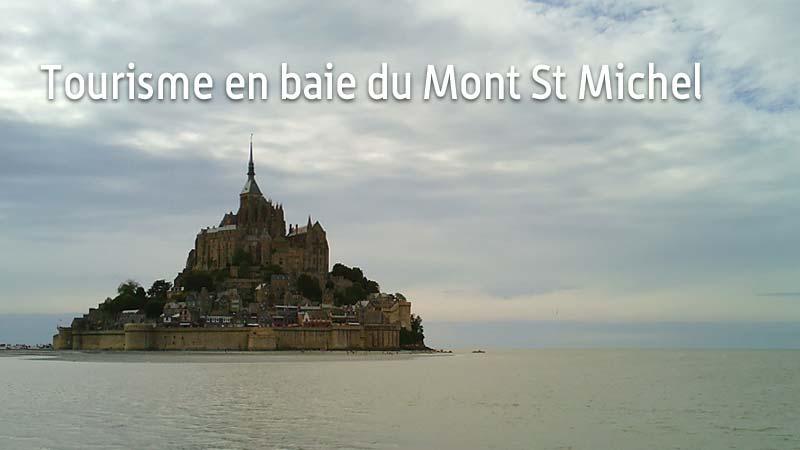 Tourisme en baie du mont saint michel